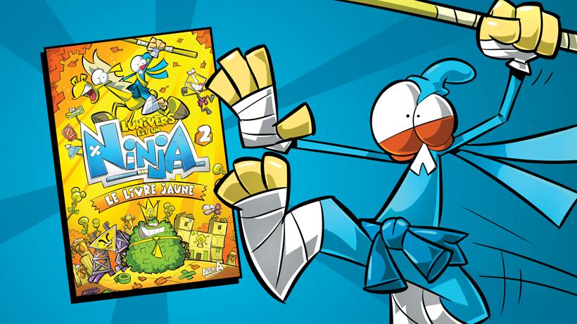 L'Univers est un Ninja revient !